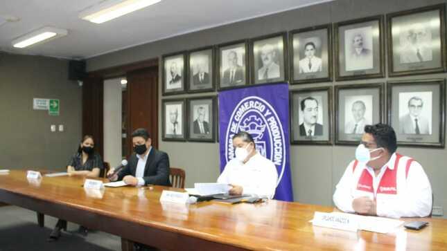 SUNAFIL suscribe convenio con la Cámara de Comercio y Producción de Piura  para que se genere trabajo digno en la región