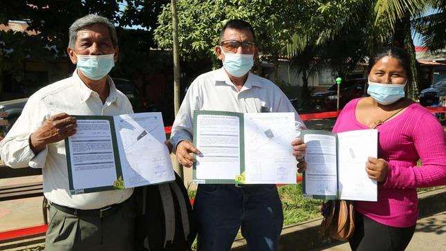 Día del Campesino: Madre de Dios comienza celebraciones con la entrega de 400 títulos de propiedad