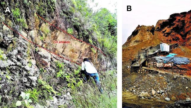 Ingemmet identifica potencial de oro y elementos estratégicos en Puno
