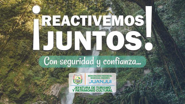 Reactivemos Juntos la Seguridad y Confianza en el Turismo