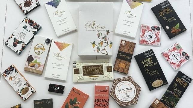 Chocolate artesanal de Perú logra medallas y reconocimiento internacional en París