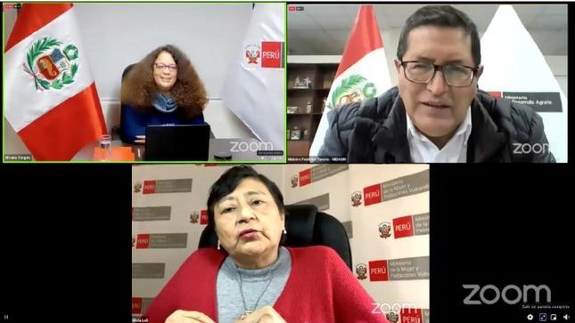 """Ministra Vargas: """"El enfoque territorial es fundamental para desarrollar protección social en el país y América Latina"""""""