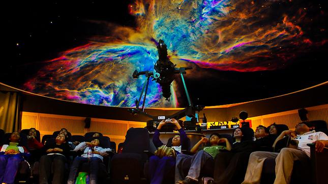 Planetario Nacional cumple 13 años educando a niños y adultos