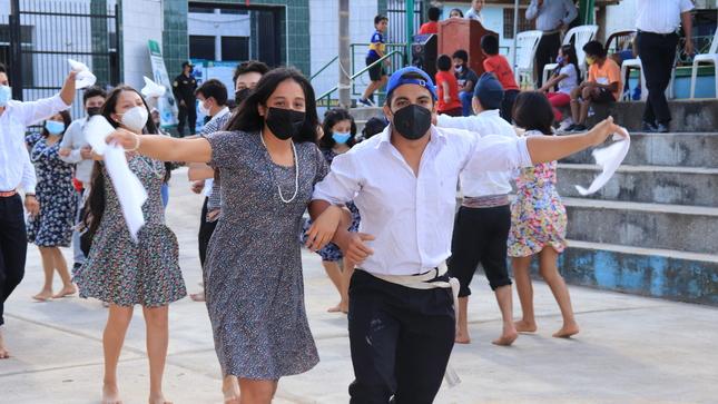 En Jepelacio se vivió con alegría la Festividad de San Juan