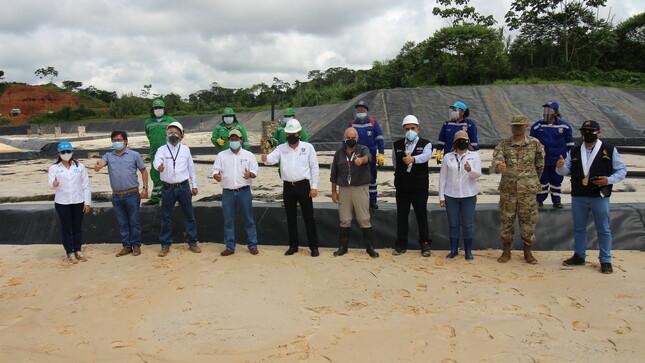 Iquitos: ministro del Ambiente inaugura Sistema Integral de Gestión de Residuos Sólidos de San Juan Bautista