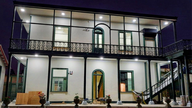Próxima inauguración de Obra de la Estación Ferrocarril (Museo Ferroviario) en Tacna - Arica, por parte de Plan COPESCO Nacional