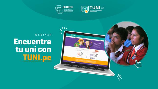 SUNEDU ofrece información de universidades  a escolares de 4to y 5to de secundaria