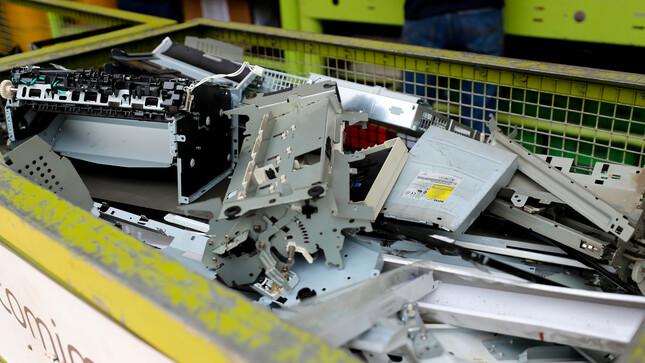 Conoce la importancia de la valorización de los residuos de aparatos eléctricos y electrónicos