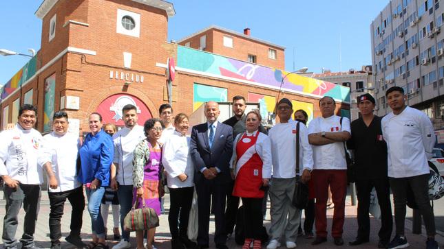 Se inicia en España quincena gastronómica por el Bicentenario