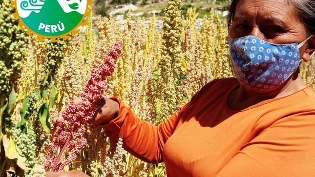 MIDAGRI anuncia creación del Sello Nacional de Producción Orgánica