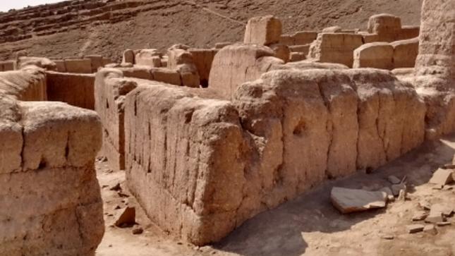 Estudian importancia y funcionalidad del sitio arqueológico Palacio de Oquendo en valle Chillón