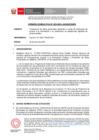 Vista preliminar de documento OC N° 23 -2021-JUS/DGTAIPD - Tratamiento de datos personales obtenidos a través de solicitudes de acceso a la información y su publicación en plataformas digitales de acceso público