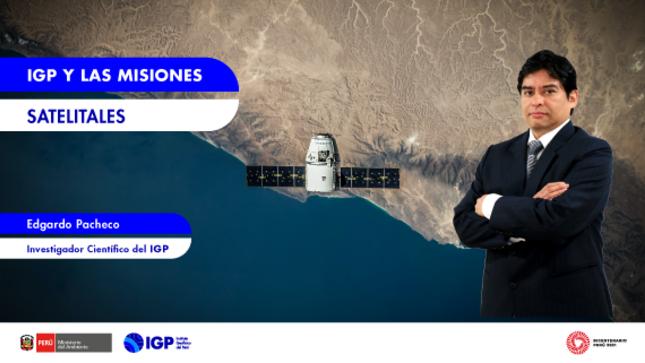 Columna de Opinión: El IGP y las misiones satelitales