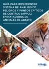Vista preliminar de documento Guías de Higiene en Mataderos de Animales de Abasto.