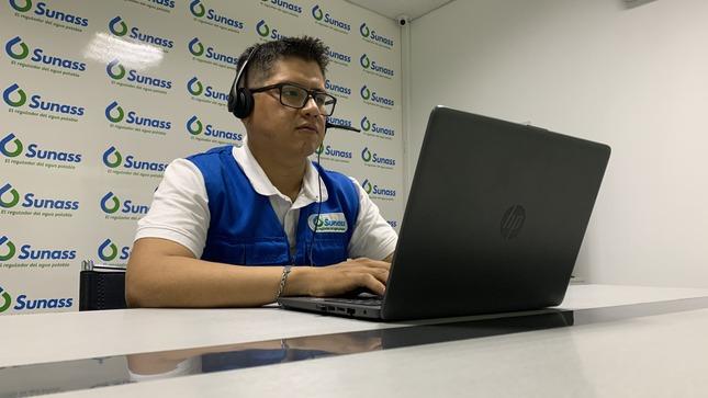 Sunass refuerza canales de atención telefónica para brindar mejor servicio a los usuarios de servicios de saneamiento