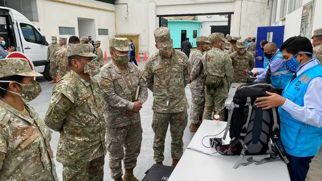 IPEN participa en curso taller de capacitación en nuevas tecnologías en defensa NBQR y material peligroso