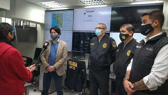 Unidad Ejecutora PERÚ SEGURO 2025 comprometida con el fortalecimiento y modernización de la Policía Nacional del Perú