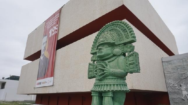 """Museo Arqueológico Brüning: """"Es el padre de los museos"""""""