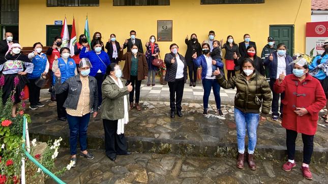 Matiaza Rimachi: Mujer del Bicentenario