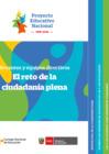 Vista preliminar de documento Docentes y Equipo Directivo: El resto de la ciudadanía plena