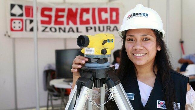 SENCICO realizará examen de admisión virtual para carreras del sector construcción