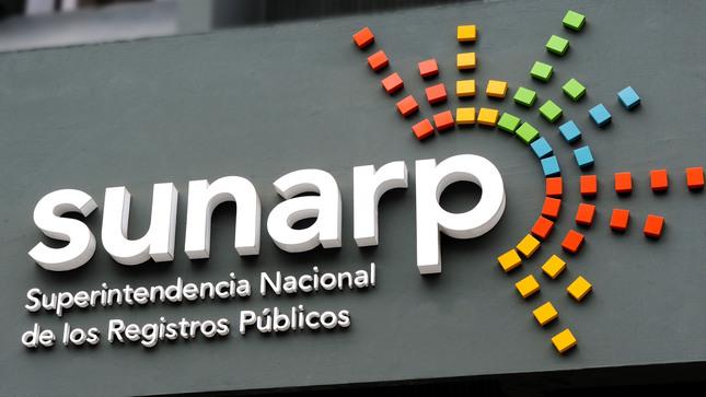 Sunarp atiende más de 384 mil títulos en el mes de junio