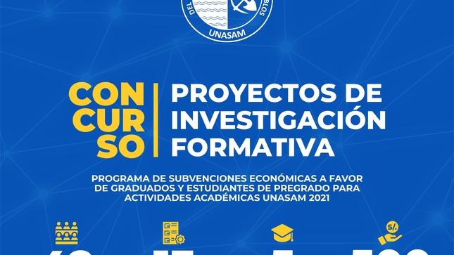 42 santiaguinos ganan concurso de financiamiento de Proyectos de Investigación Formativa
