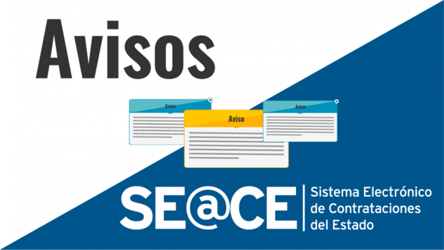 Aviso: Pre publicación de proyectos de fichas técnicas de Subasta Inversa Electrónica