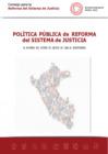 Vista preliminar de documento Política Pública de Reforma del Sistema de Justicia