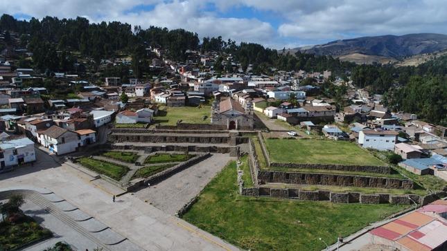 Sunarp inscribió cuatro sectores del complejo arqueológico de Vilcashuamán