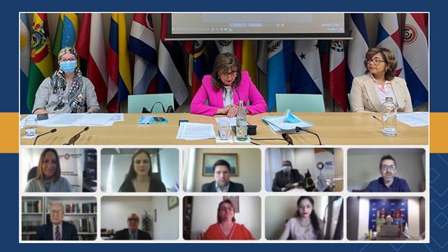 APCI participa en I Reunión de Coordinadores y Responsables de Cooperación de Iberoamérica