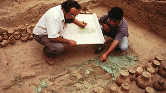 Lambayeque conmemora  34 años del descubrimiento de la tumba intacta del Señor de Sipán.
