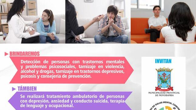 """Atención Gratuita en Salud Mental """"Abriendo Mentes y Cerrando Estigmas"""""""