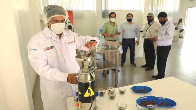 Cusco: Más de 700 unidades productivas se beneficiarán con mejoras tecnológicas del CITEagroindustrial Vraem