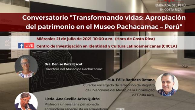Bicentenario del Perú - Conversatorio Académico con la Universidad de Costa Rica