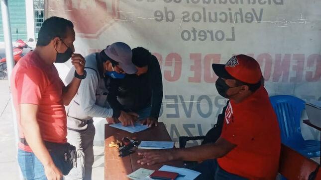 Nueva Campaña de Formalización de Licencias de Conducir de Maynas