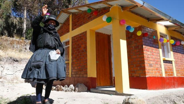 Ministerio de Vivienda integra servicios de vivienda y saneamiento para las zonas rurales