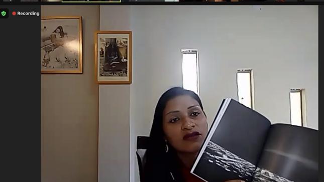 Ministerio de Cultura y el INPE continúan promoviendo conversatorios literarios del programa La Libertad de la Palabra