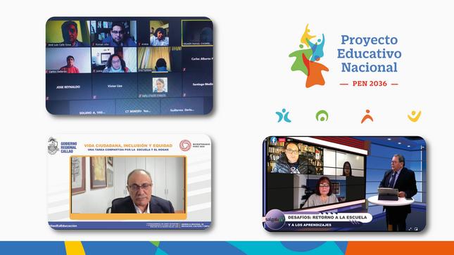 CNE destaca papel de la sociedad en la formulación de los PER y en los procesos educativos
