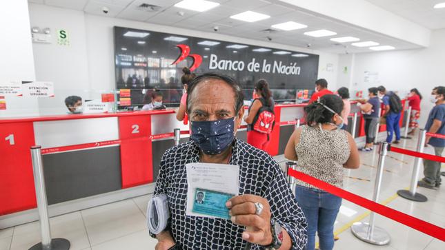 Autorizan al MTPE continuar el pago del Bono Universal hasta setiembre de este año