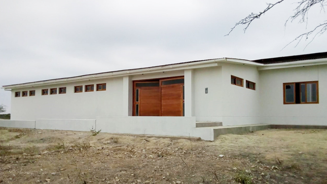 Se inaugura infraestructura para la gestión patrimonial en Complejo Arqueológico Huaca Bandera de Pacora