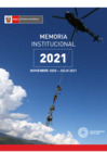 Vista preliminar de documento Memoria de Gestión (Noviembre 2020 - Julio 2021)