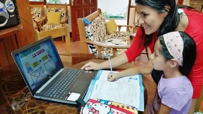 Menores con dificultades académicas por la escolaridad virtual presentan mayor riesgo de sufrir problemas de salud mental