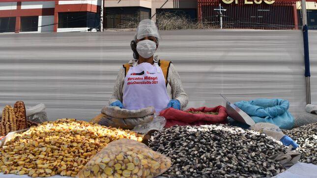 Cusco: Agro Rural realiza primer Festival de Granos Andinos con participación de productores familiares provenientes de más de 8 provincias