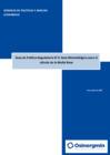 Vista preliminar de documento Guía de Política Regulatoria Nº 2: Guía Metodológica para el cálculo de la Multa Base