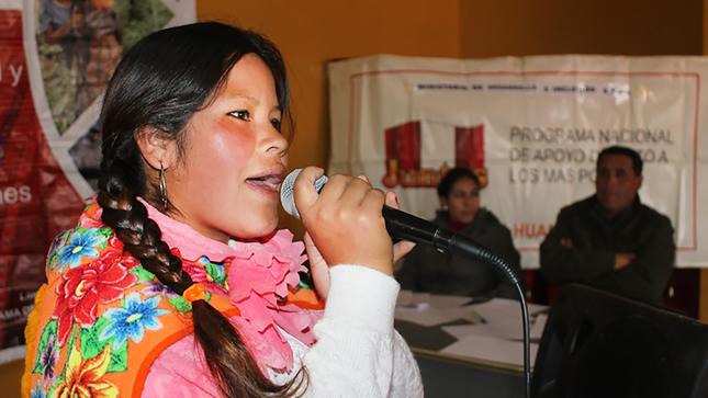 Programa Juntos lanza concurso Canto por el Bicentenario para sus familias usuarias