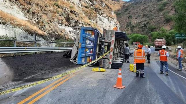 Autoridad Nacional del Agua inspecciona posible afectación al río Chillón