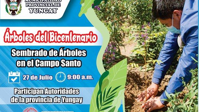"""""""Árboles del Bicentenario"""""""