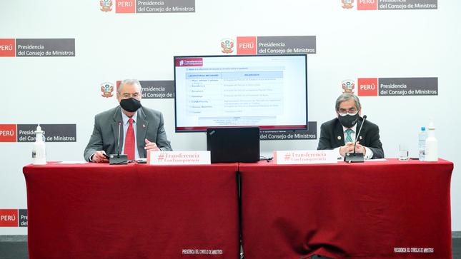 Ministerios de Relaciones Exteriores y de Salud destacan acciones desarrolladas en el marco de la lucha contra la pandemia de la COVID-19