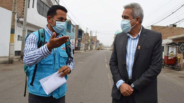 Salud en tu Barrió llegó a calles principales de Barranca.